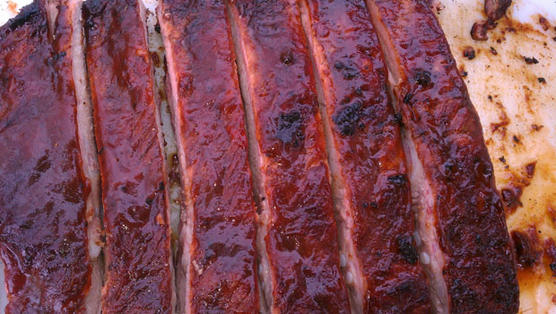Backyard Baby Back Ribs best barbecue tri-tip in southern california | berkleys backyard bbq